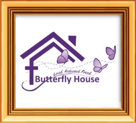 The Butterfly House | Anti trafficking | Beverly Gurganus Fine Art