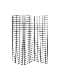 3 piece grid display