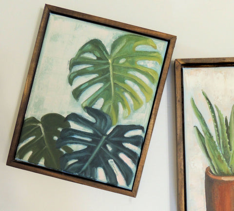 handcrafted float frames by Beverly Gurganus Art