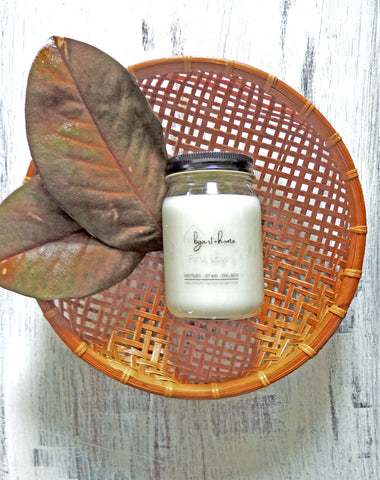 First Love | Hand Poured Soy Candle | Beverly Gurganus Art and Home