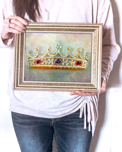 A Mother's Crown | custom birthstone gift for mom | Beverly Gurganus