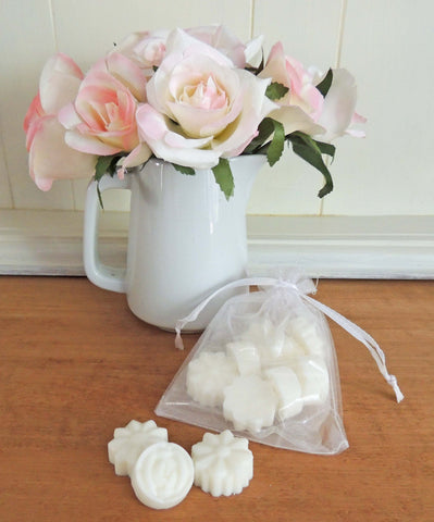 sea salt and orchid | wax melts | beverly gurganus fine art and home