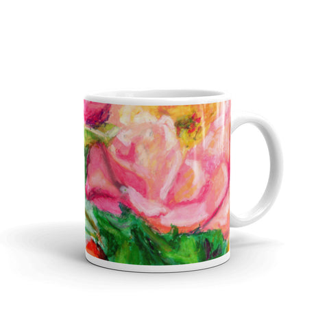 Zanna Mug | Beverly Gurganus Fine Art and Home