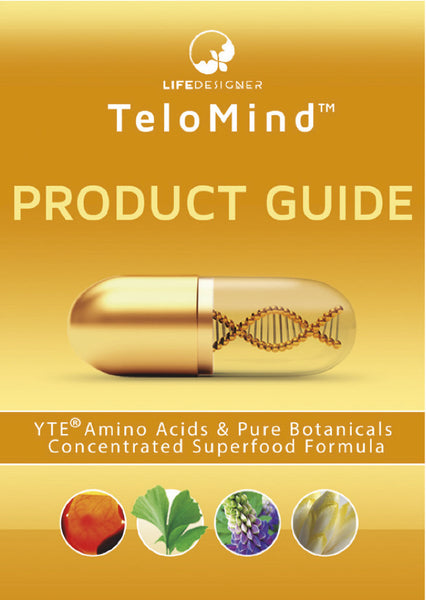 The New LifeDesigner Product Guide To The Best Amino Acid YTE® Supplements