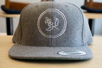 Load image into Gallery viewer, Cool Wool Souvenir Snapback