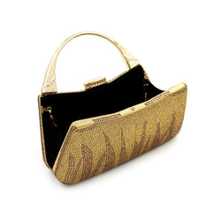 Evening Purse in Gold