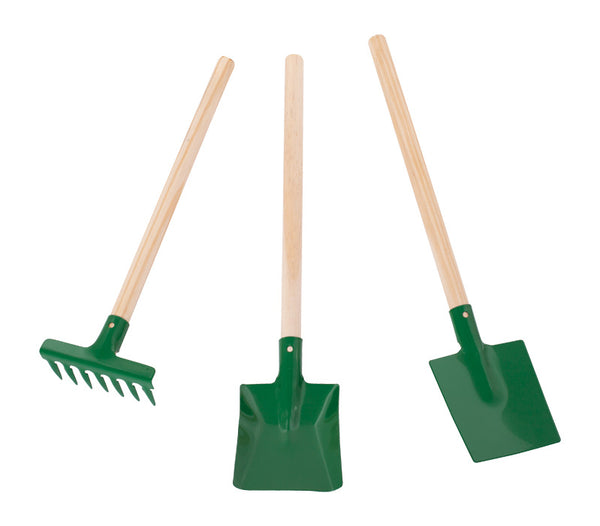 Set of 3 Small Children's Gardening Tools