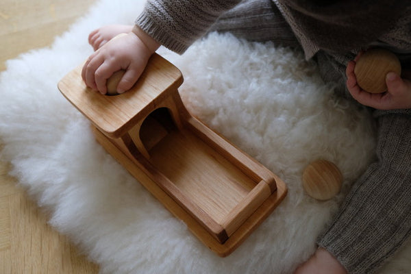 Object Permanence Box