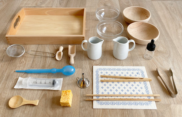 Montessori Transferring Set
