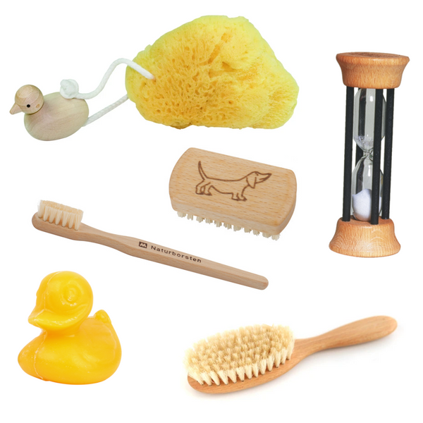 Montessori Self Care Set