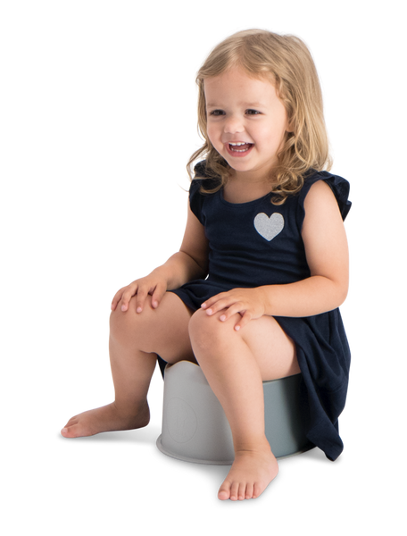 Foldable Potty Chair + Bag