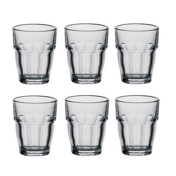 Set of 6 weaning glasses