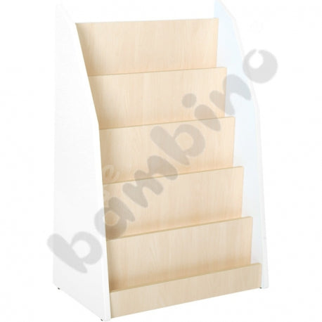 Front Facing Book Shelves (many different colors)