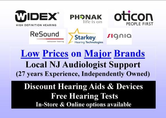 Why Are Hearing Aids So Expensive? | Discounted Major Brand Hearing Aids