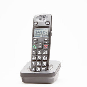 Amplified Cordless Phone Extension Handset | Dr Mikes Hearing Express