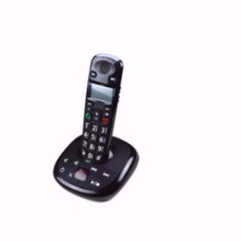 Amplified Cordless Phone with Answering Machine | Dr Mikes Hearing Express