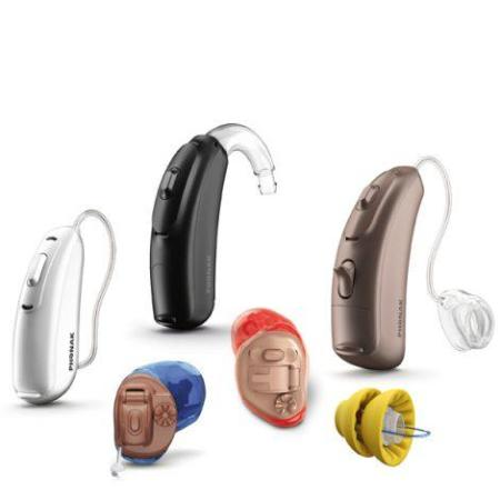Affordable Phonak hearing aids