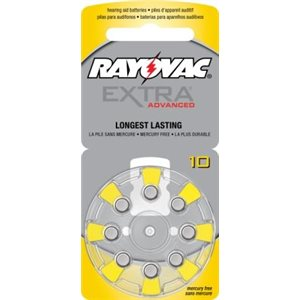 Rayovac Hearing Aid Batteries | Free Shipping