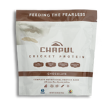 Chapul Protein Powder Shake (1lb) | Chocolate (SUBSCRIBE & SAVE 15%)