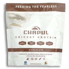 Chapul Cricket Protein Powder | Chocolate | 1lb