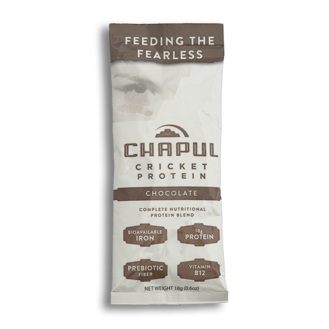 Chapul Protein Powder | Single-Serve | 4 packs