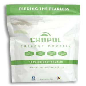 Chapul Cricket Flour | 100% Pure Cricket Powder  | 1lb bag