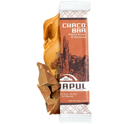Chaco: Peanut Butter & Chocolate - 12 bars