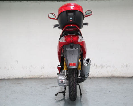 Roketa 150 Scooter Type 75Y