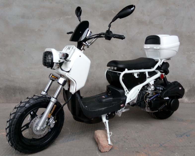Roketa 150 Scooter Type 132K