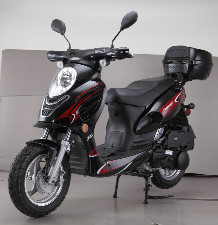 Vitacci 50cc Scooter Challenger