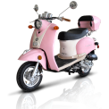 BMS Federal Scooter 50cc Pink