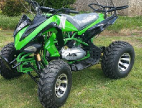 RPS TK150ATV-C5, Full Auto, 150cc ATV