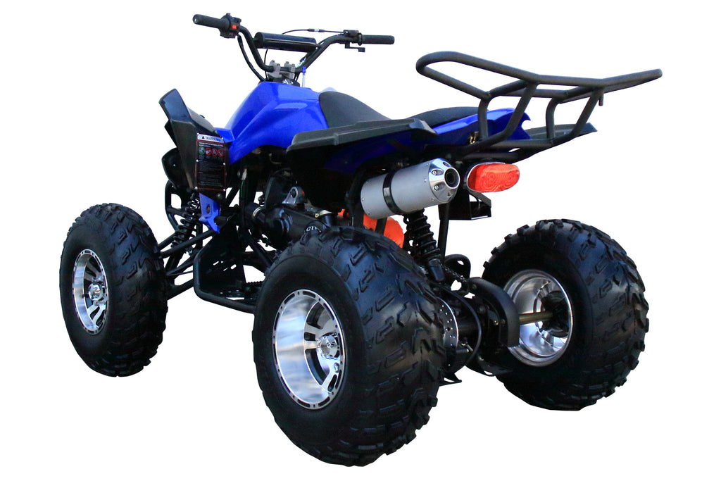 New Coolster 3175S 175cc ATV Luxury upgraded with Chrome rims