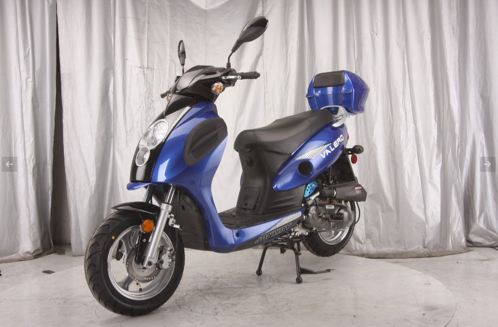 Vitacci 150cc VALERO Gas Scooter Moped
