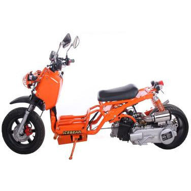 Maddog 150 Scooter 150cc Orange