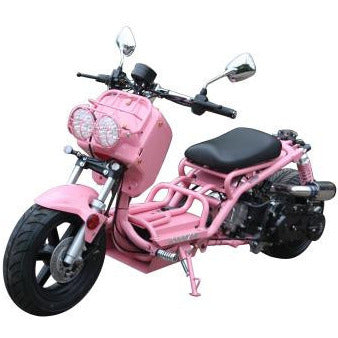 Maddog PMZ50 19N Scooter 50cc Pink