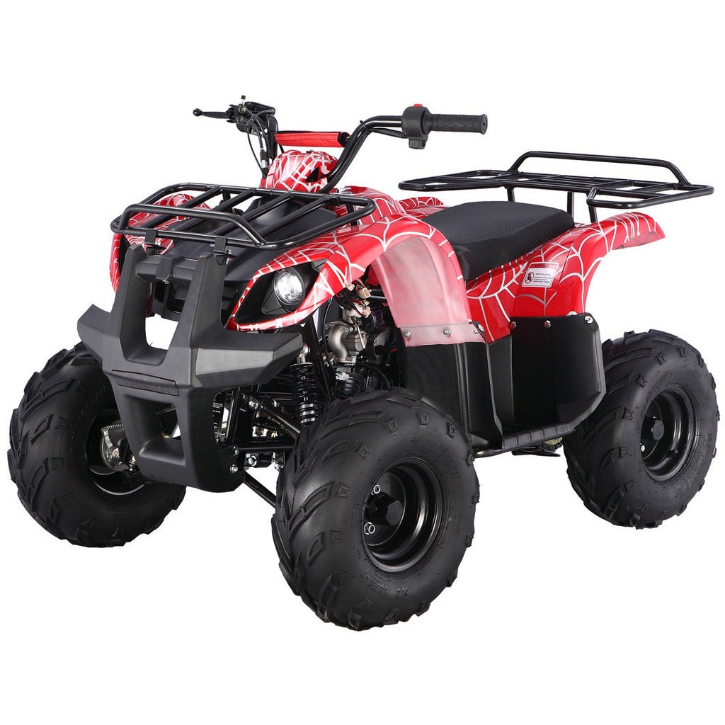 TAOTAO ATA125D Utility ATV Red Spider