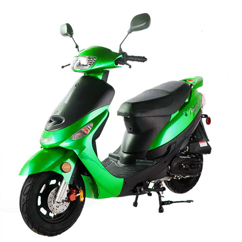 TAOTAO ATM50A1 Scooter 49cc Green