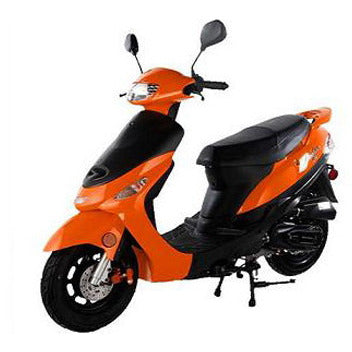 TAOTAO ATM50A1 Scooter 49cc Orange