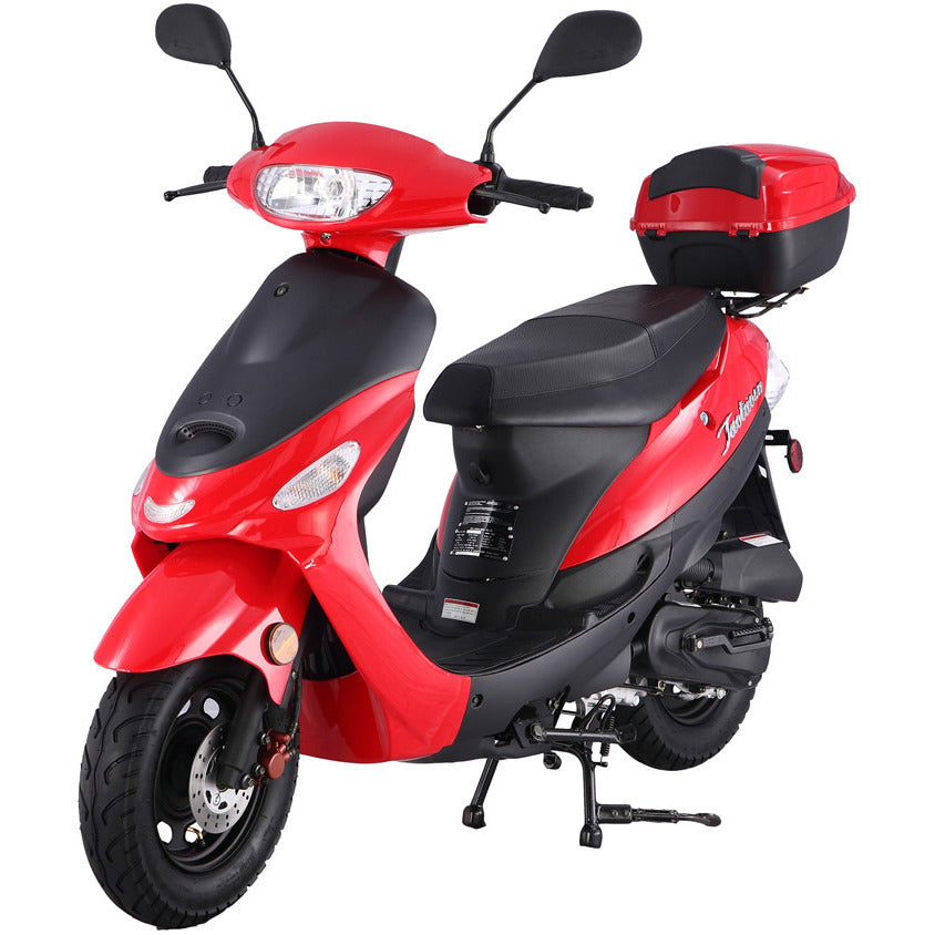 TAOTAO ATM50A1 Scooter 49cc Red