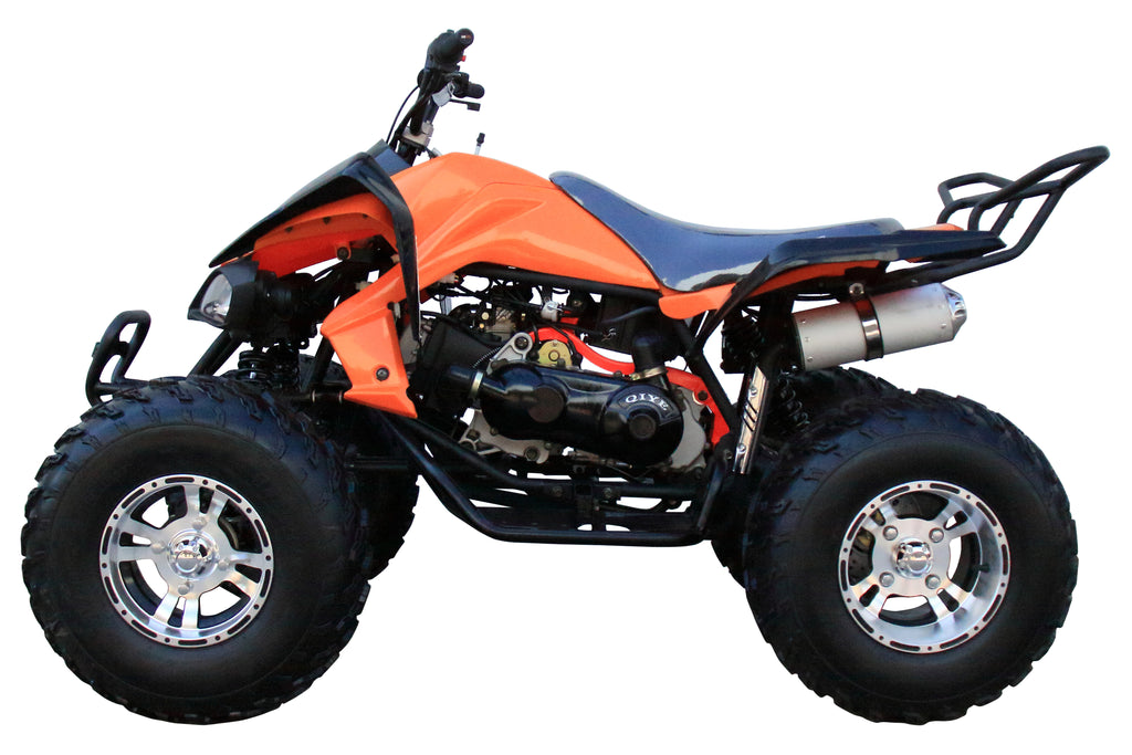 Coolster 3150 CXC Orange Left