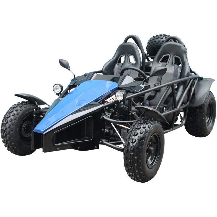 TAOTAO Arrow150 Go Kart Blue
