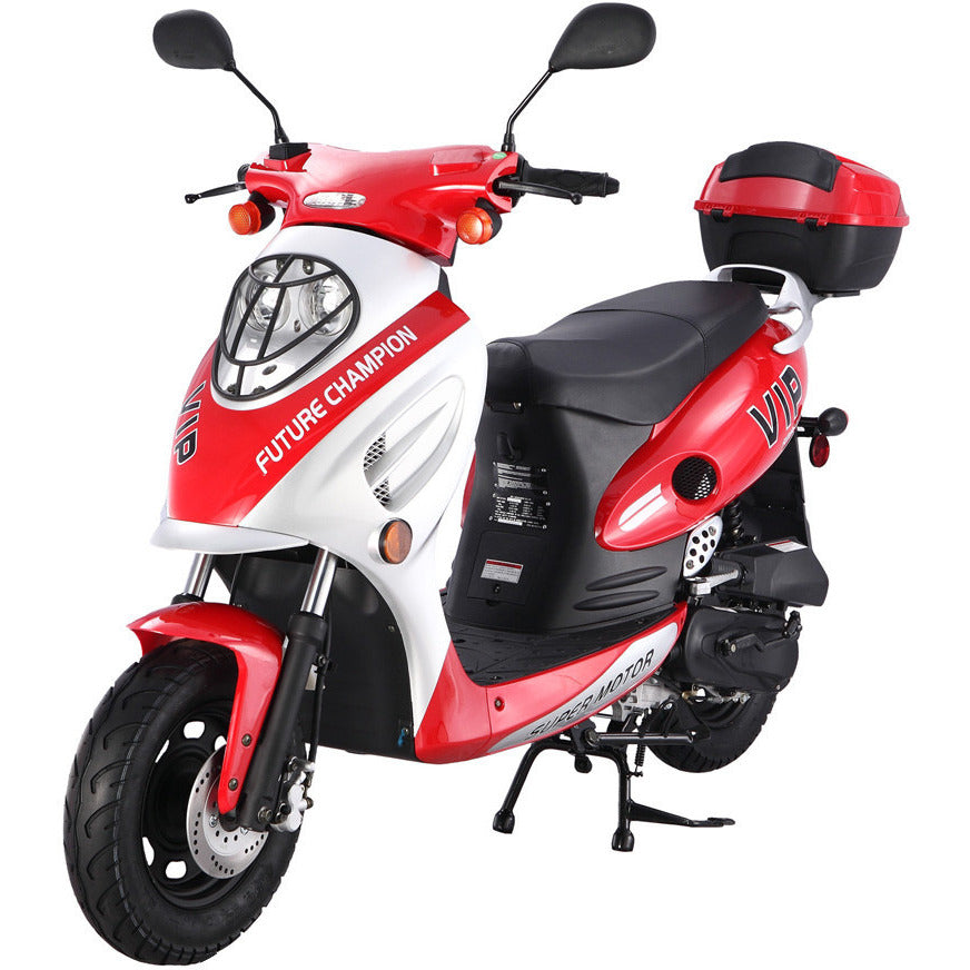 TAOTAO cy50a Scooter 49cc Red