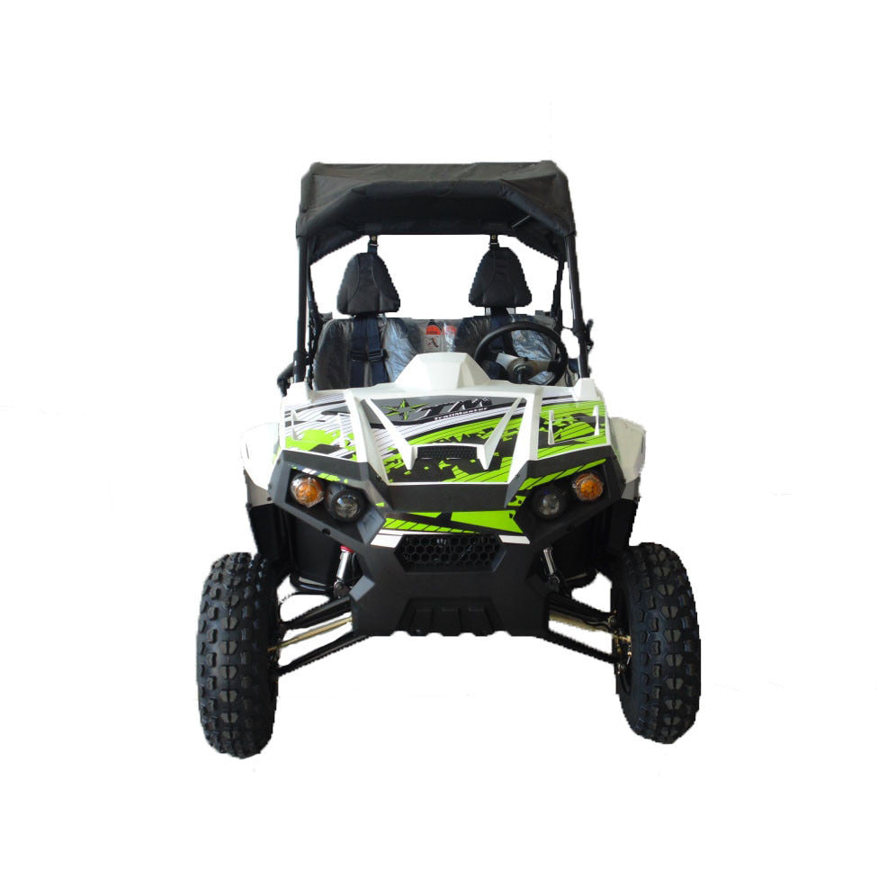 TrailMaster Challenger 300S Utility Vehicle White
