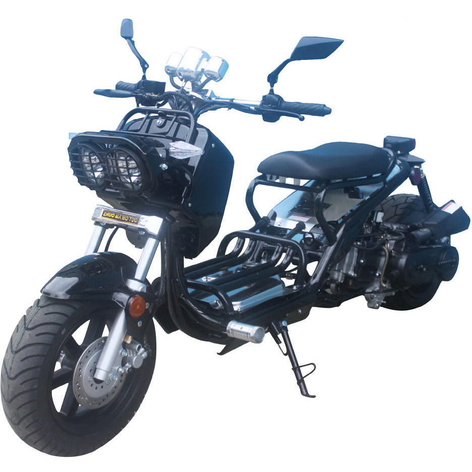 TAOTAO Cruiser 50 Scooter Black