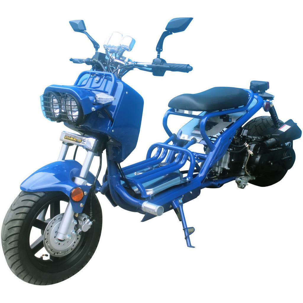 TAOTAO Cruiser 50 Scooter Blue