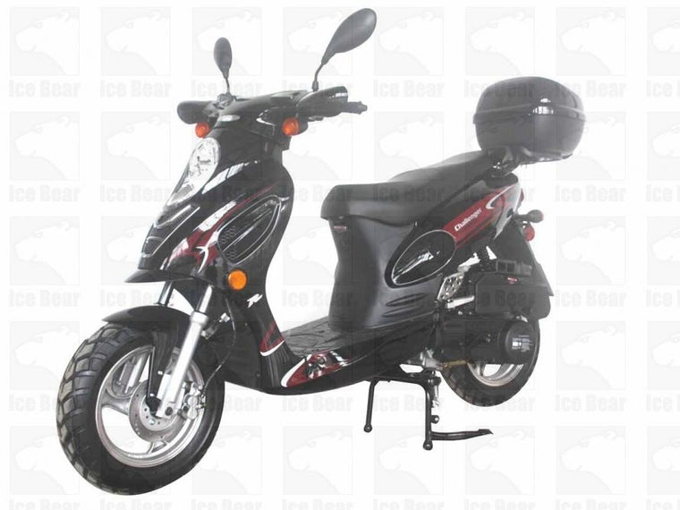 Ice bear 150cc Scooter ALDO (PMZ150-11)