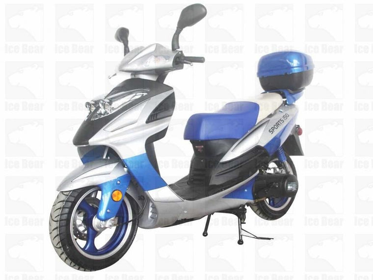 Ice bear 150cc Scooter CONDOR PMZ150-3S