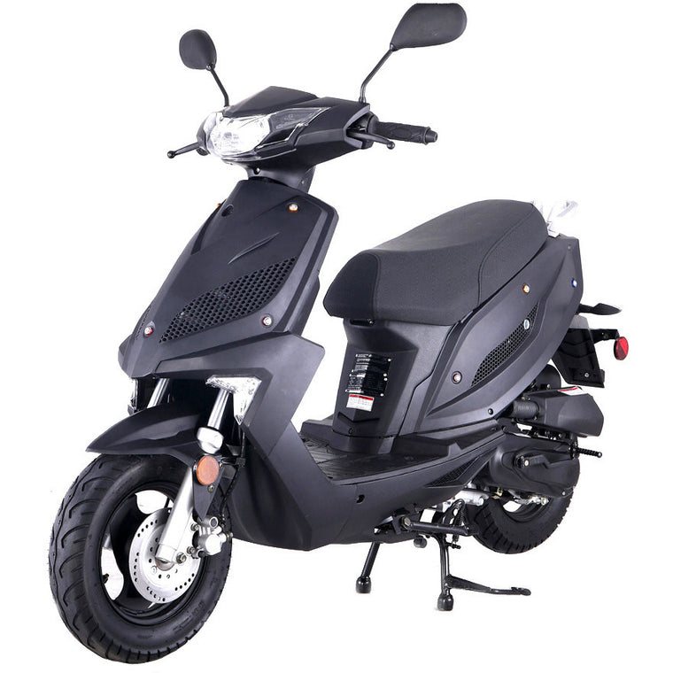 TAOTAO New Speed 50 Scooter 49cc Black