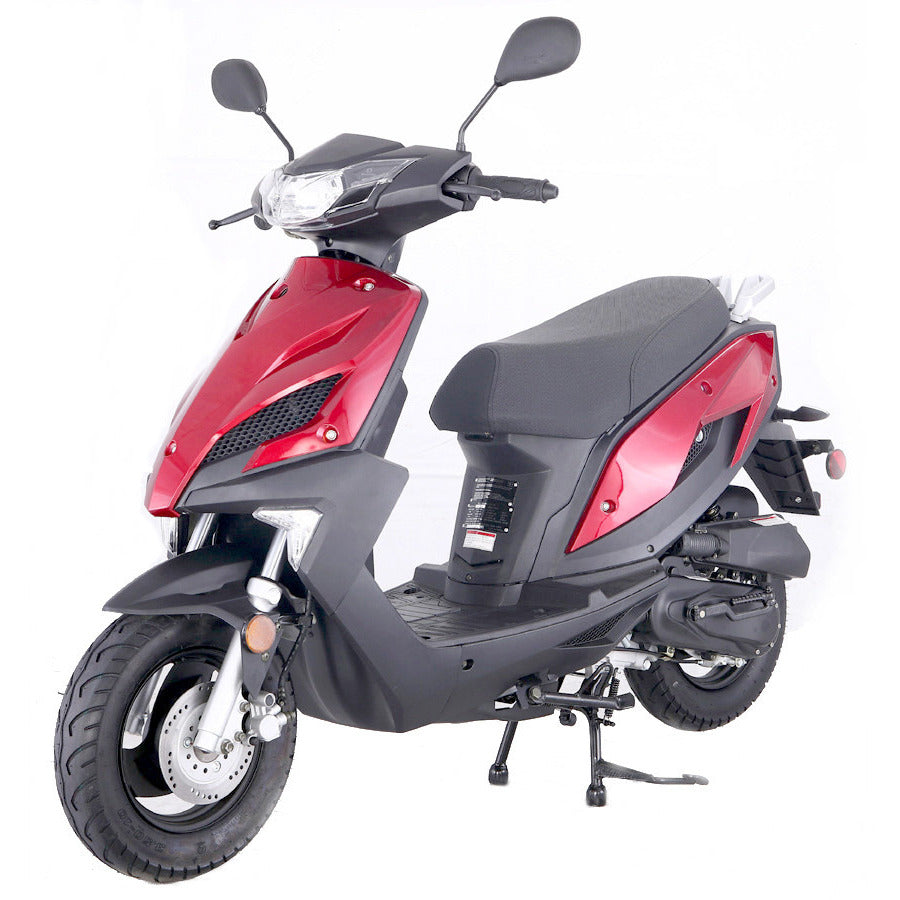 TAOTAO New Speed 50 Scooter 49cc Red
